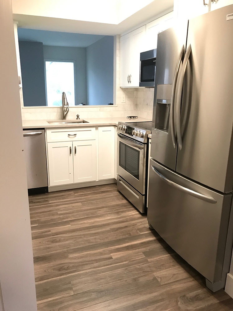 Kitchen Renovations in Small Spaces After
